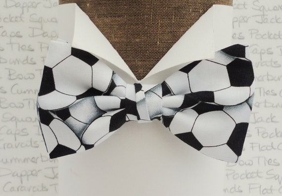 Football Bow Tie, Pre Tied Or Self Tie Bow Tie, Gifts For Men