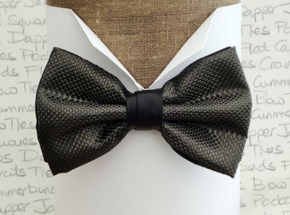 Carbon Fibre Bow Tie, bow ties for men