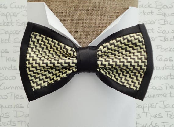Bow Ties, Carbon Fibre and Kevlar Bow Tie on an adjustable neck band