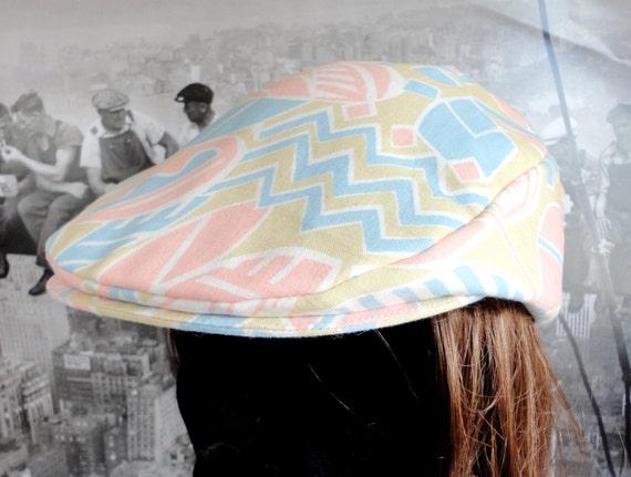 Ladies Flat Cap, Ladies Hat, Driving Hat