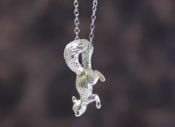 Squirrel pendant etsy image 0 aloadofball Image collections