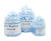 Fluffy Whipped Soap Body Frosting - BLUE RASPBERRY LEMONADE - Bath Soap, Body Wash, Shave Cream, Cream Soap, Soap, Body Soap, Gift For Her