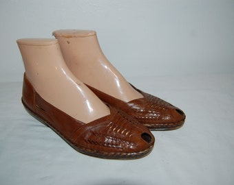 b57b4da404b8c Women Size 5 Vintage Brown