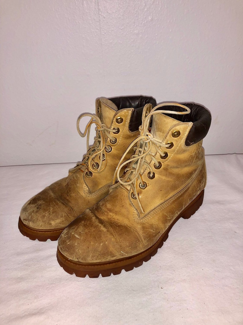 1a1298faee21a Men Size 10 Vintage L.L. Bean Insulated Brown Work Boots