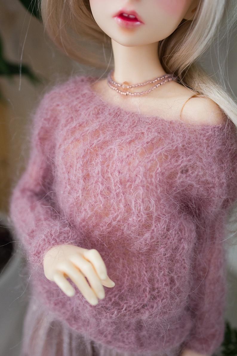 BJD MiniFee Sweater+Skirt