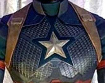 b9fae844059c Captain America Endgame Scale Armour Add On Set