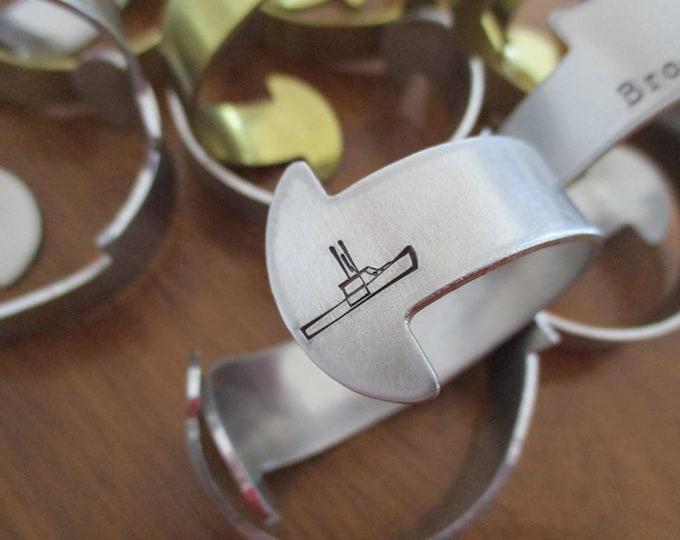 Featured listing image: Lobster Measure Bracelet-LOBSTER BOAT