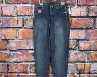 Vintage 90s High Waisted Manager Jeans