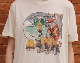 Deer Hunter Vintage 1987 T-Shirt