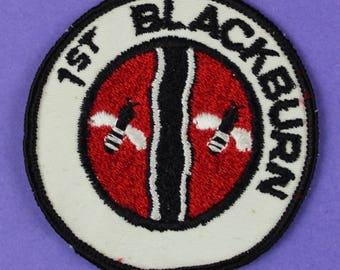 1er groupe Scouts Blackburn Ottawa Vintage Boy Scout Patch