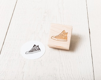 Sneaker - Rubber Stamp