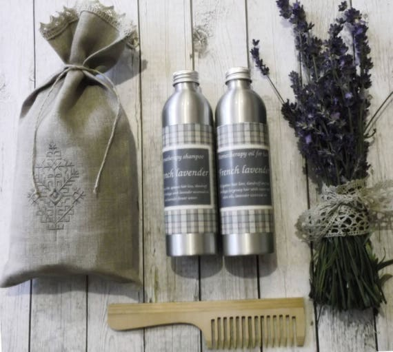 Aromacombing, Scalp Massage, Hair Care Gift Set