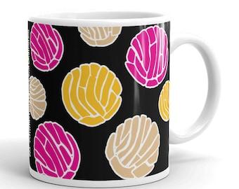 Concha Pan Dulce All-Over Art Latinx art Mug