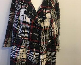 Plus size 1xl Classic jacket