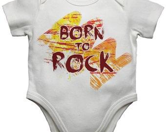 e00a6496e Born to rock baby