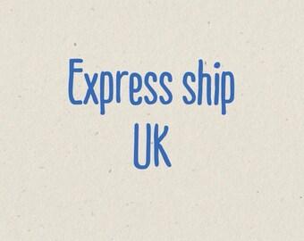 Express post UK Customers