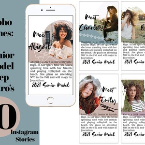 Photographer Marketing Instagram Post Instagram Stories Senior Model Rep Team Introduction Instagram Story Senior Photographer