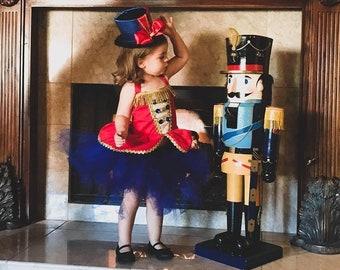 cef1828876bc Nutcracker, Toy Solider, Pageant Christmas, OOC, Pageant dress, Pageant  Nutcracker, Pageant Toy Solider, Pageant tutu