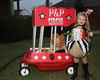 Attractive Circus Ringmaster, Carnival Birthday, Clown, Circus Clown, Ringmaster  Costume