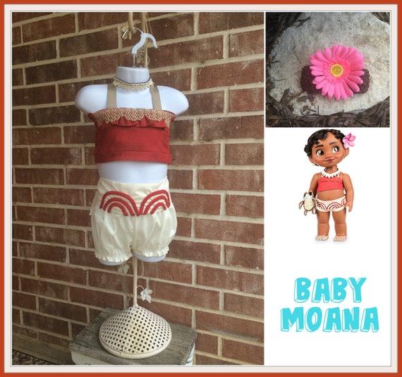 852d3712dc1d2 Baby Moana , Baby Moana birthday, baby Moana outfit, Baby Moana costume