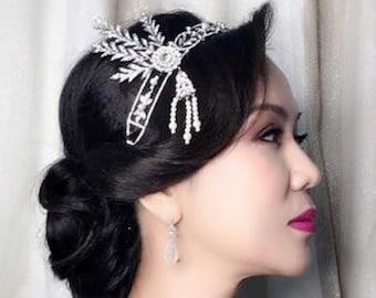 Gatsby headpiece  c0d0b9d1fdf