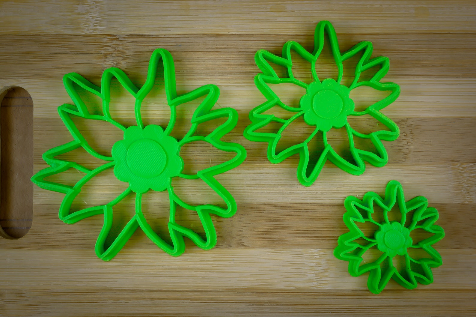 Edelweiss flower - mountain flower - Star of the Alps - Cookie cutter Multi-Size