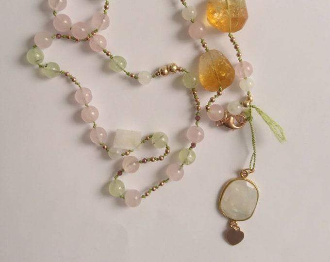 Mala beads 108 Mala necklace