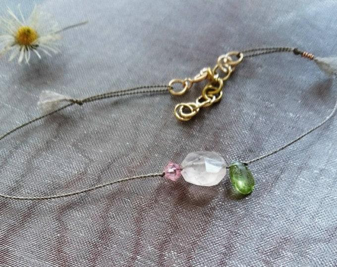 Dainty bracelet, simple jewellery, friendship bracelet, layering jewellery, stacking bracelet