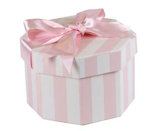 Octagonal Hat Box