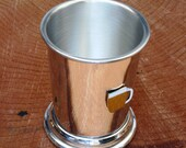 Pint Of Beer Mint Julep Cup English Pewter Gift 553