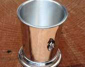 Mountain Biker Mint Julep Cup English Pewter Gift 546