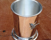 Field Artillery Mint Julep Cup English Pewter Gift 562