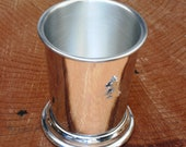 Great Britain Mint Julep Cup English Pewter Gift 541