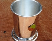 Acorn Mint Julep Cup English Pewter Gift 554