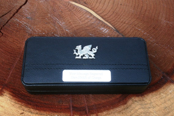WELSH DRAGON BALLPOINT PEN IN PRESENTATION BOX