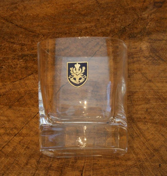 Queens Own Highlanders Glasses Spectacle Case Military Gift Free Engraving ME34