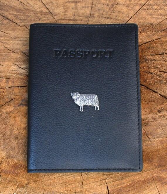 Ferret design Shotgun Certificate Holder or Firearms Licence Wallet