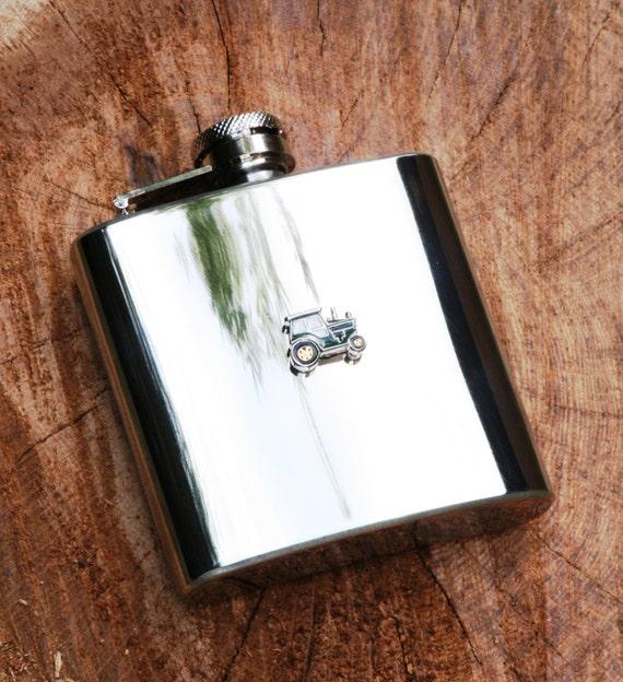 Turtle KR Style Travel Alarm Clock Flip Up Quartz Ideal Wildlife Gift