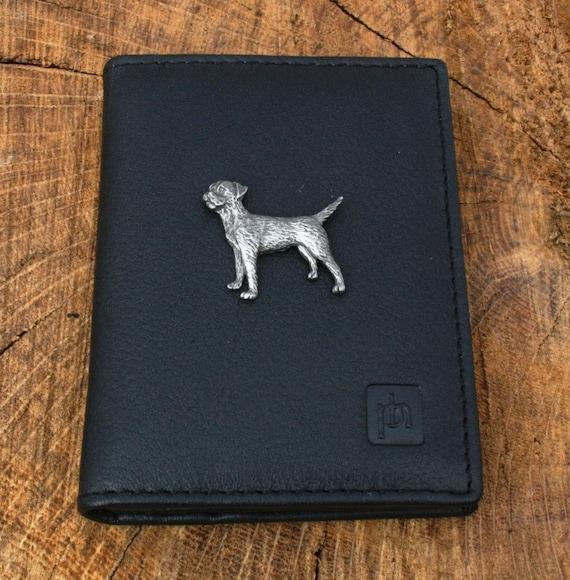 Select Gifts I Love My Dog Gold-Tone Cufflinks /& Money Clip Braque DAuvergne