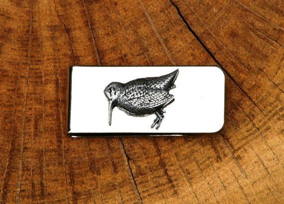 Woodcock Flying Glasses Spectacles Case Game Shooting Gift FREE ENGRAVING