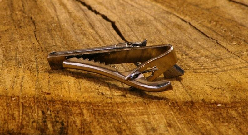 Koi Carp Cufflinks /& Tie Slide Clip Mens Gift Set English Pewter 206
