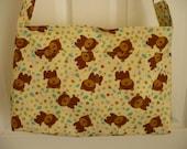 Teddy Bear Adjustable Pur...