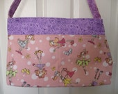 Princess Fairies Purse Diaper Bag