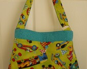 Let's Race! Adjustable Diaper Bag