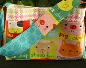 Farm Animals Mini Diaper ...