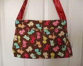 Kitty Kats Purse Diaper Bag