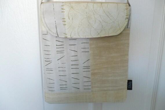 Beige & Yellow Hip Bag