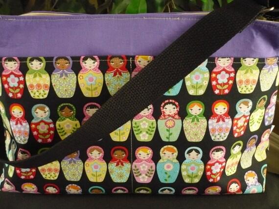 Bambinos Mexicanos D-Ring Diaper Bag & Purse Charm