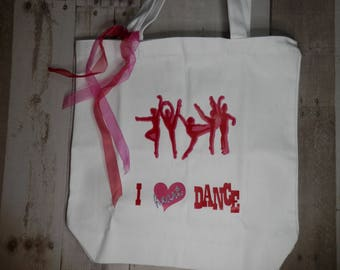 4c7085177204 Love dance bag