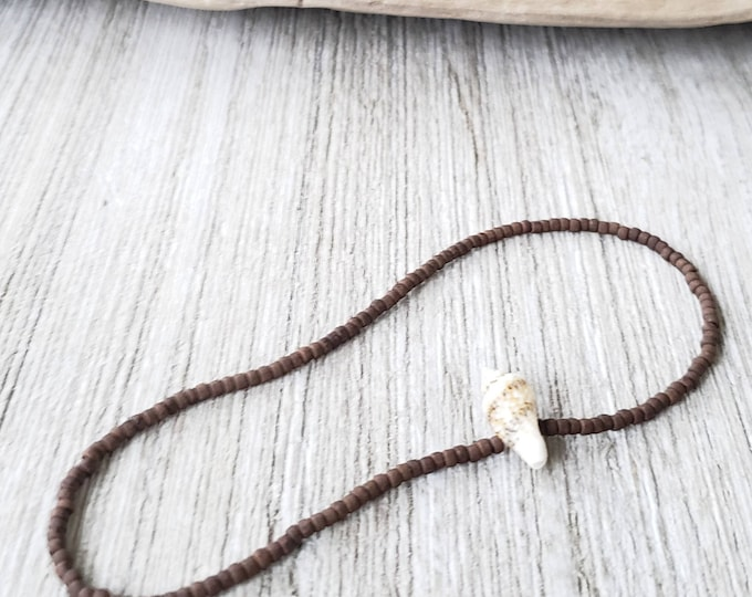 Shell Ankle Bracelet for Women,  Shell Anklet for Women, Gift for Her, Beach Anklet, Summer Anklet, Ocean Anklet, Boho Style Jewelry